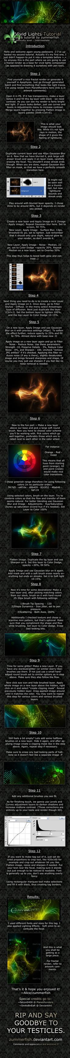 vivid lights_abstract tut by zummerfish
