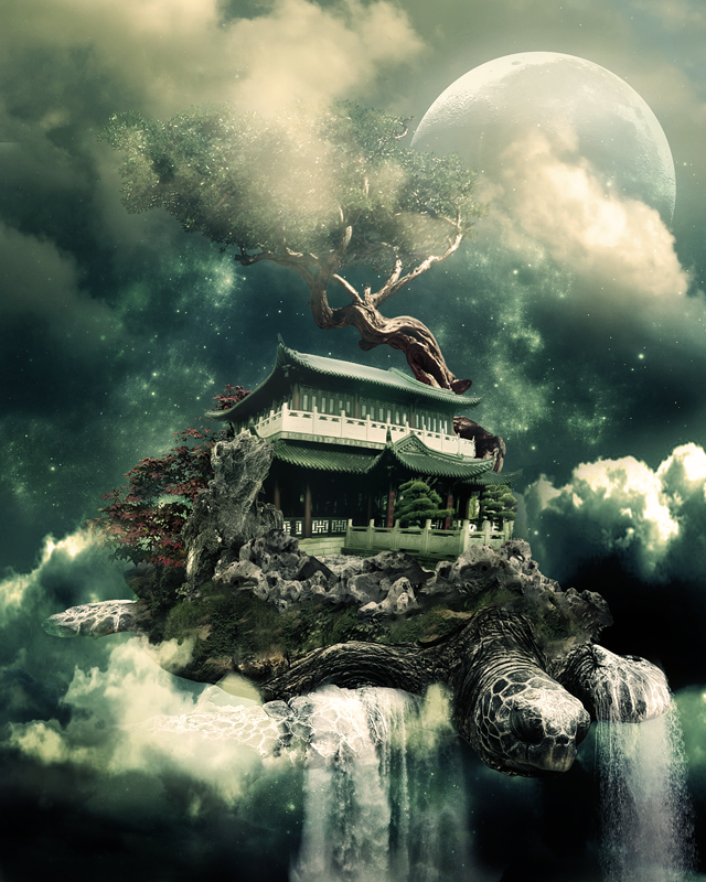 House of Rising Moon by zummerfish