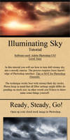 Illuminating Sky (tutorial) by zummerfish