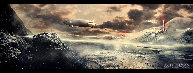Lost Horizons by zummerfish