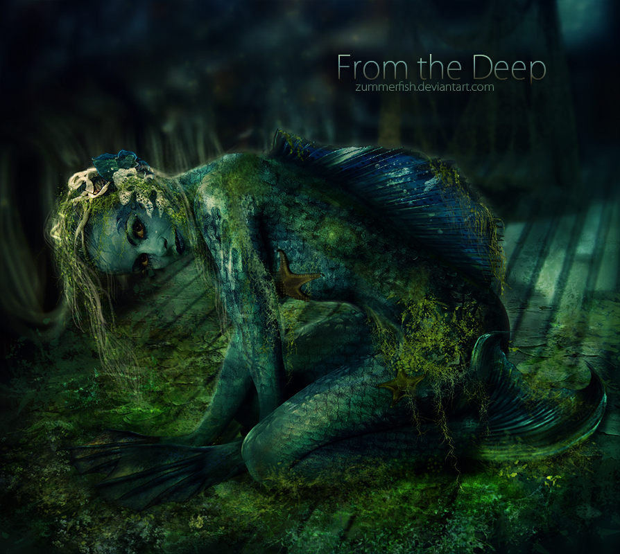 From The Deep by zummerfish