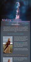 Making Ghosts (tutorial)