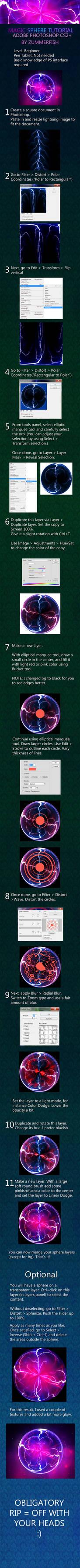 Magic Sphere Tutorial