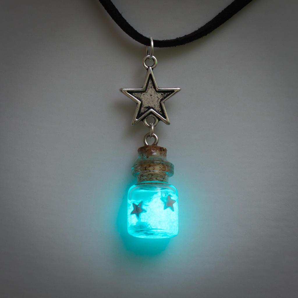 Aqua Glow #3 by FrozenNote
