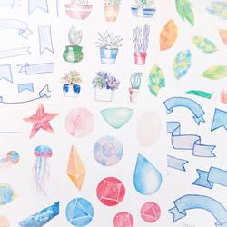 June stickers
