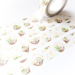 Terra washi tape - now in store