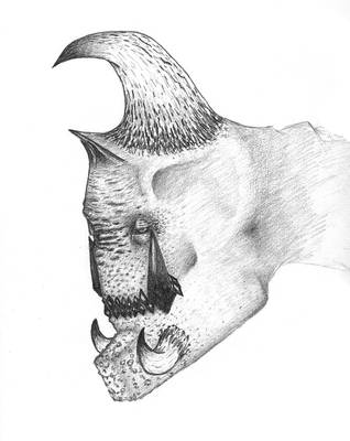 Blackhorn Face by Fisenite