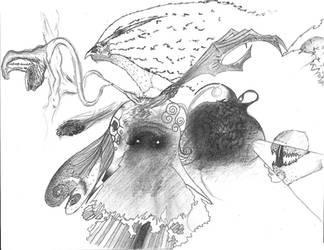 Creature Tapas by Fisenite