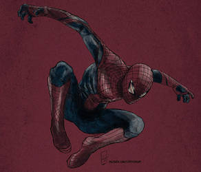 Amazing Spider-man Concept Art by Felipe Fierro by FelipeFierro