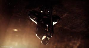 Symbiote Spider-man 2 By Felipe Fierro