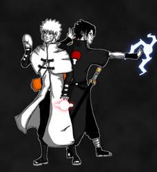 Chimera: Naruto and Sasuke