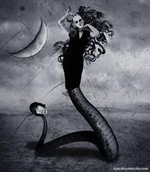 Snake Lady by Nixxie87
