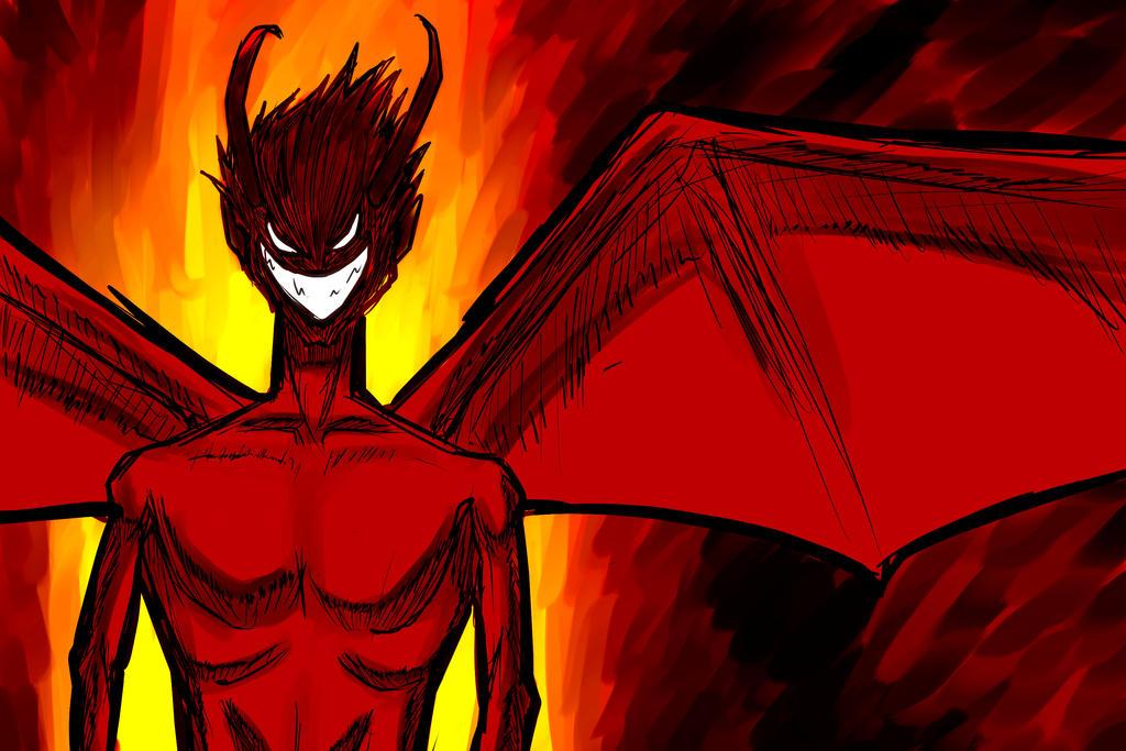 Devilman by JessieMcCree