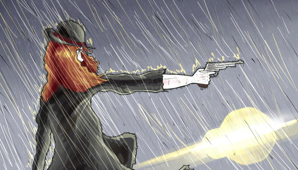Rain by JessieMcCree