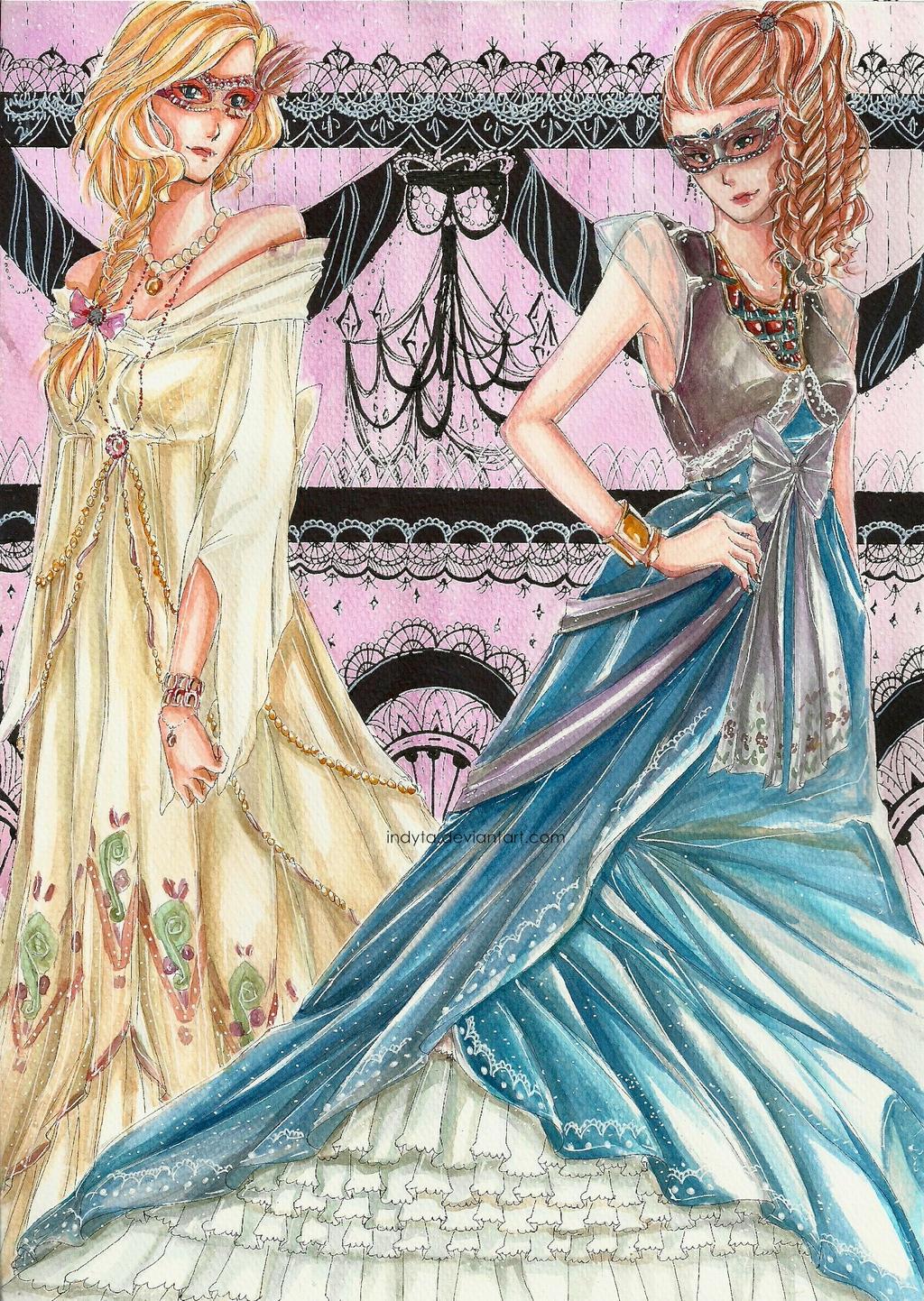 Masquerade by indyta