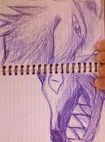 Random Notebook Monstrosities