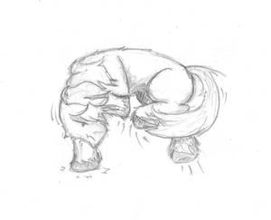 Random Pony Drawing 1