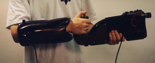 Electric Rail Gun 3 by Myndtwitch