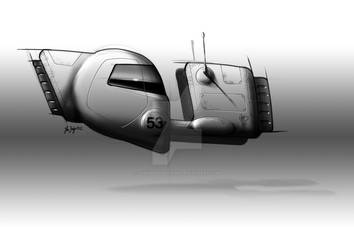 Jet Engined Racer