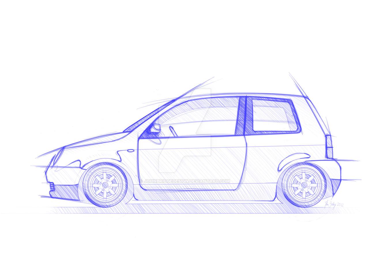 My VW Lupo
