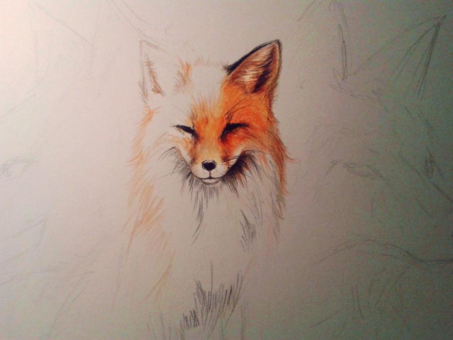 Fox and friends wip by kajunixxD on DeviantArt