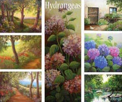 collage by Hydrangeas