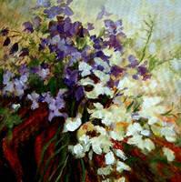 my flowers by Hydrangeas