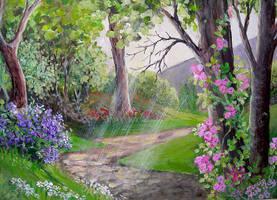 SPRING by Hydrangeas