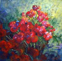 RED by Hydrangeas
