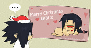 Merry Christmas Ototto by Aidiki-chan
