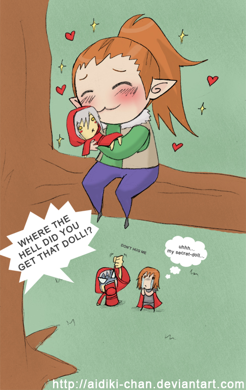 Kender prank by Aidiki-chan