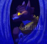 Pirate Cove Foxy by Raijikaru