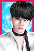 [Commission] SUGA | BTS by rasensoonyoung