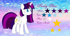 Oc REF: Twily Star by Twily-Star