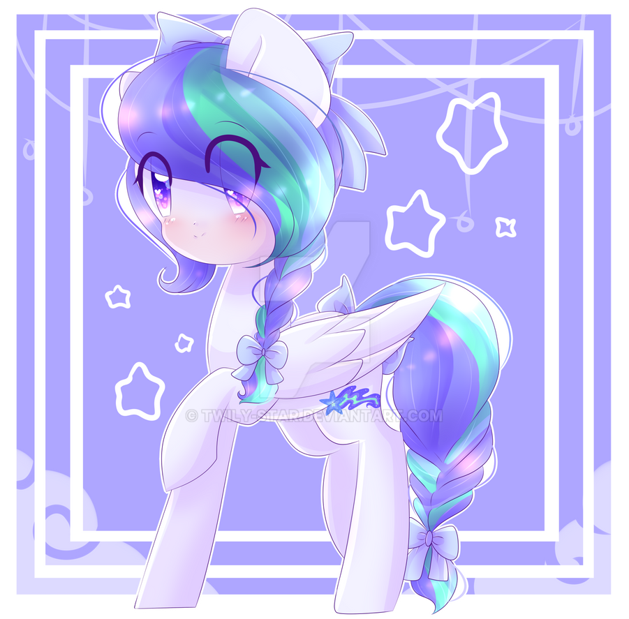 Shooting Star [AT] + Speedpaint by Twily-Star
