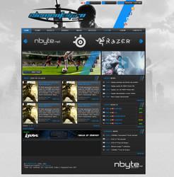ElementalPro WebSite by iroN94