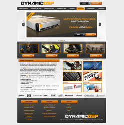 DYNAMICGSP WEBSITE by iroN94