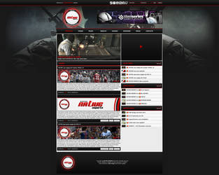NATIVE ESPORTS Website by iroN94