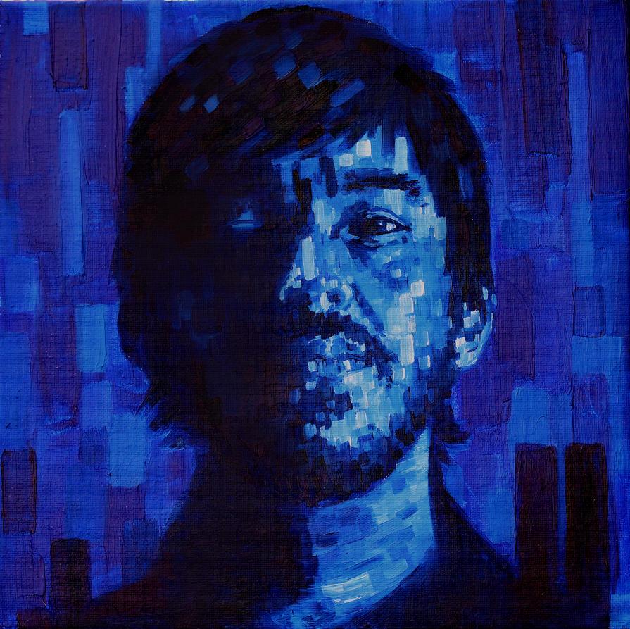Mike Shinoda by Souzay