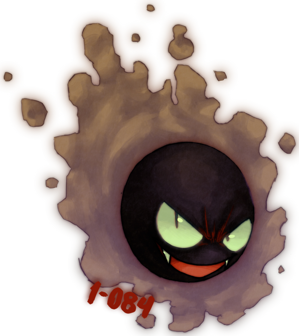 Renders Pokemons 01 092___gastly_by_1_084-d6knhj1