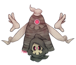 355 and 356 - Duskull and Dusclops