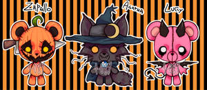 TD - Adoptables Halloween set [CLOSED]
