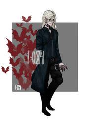 C - Vampire husbando
