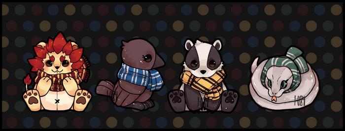 house mascots plushies!