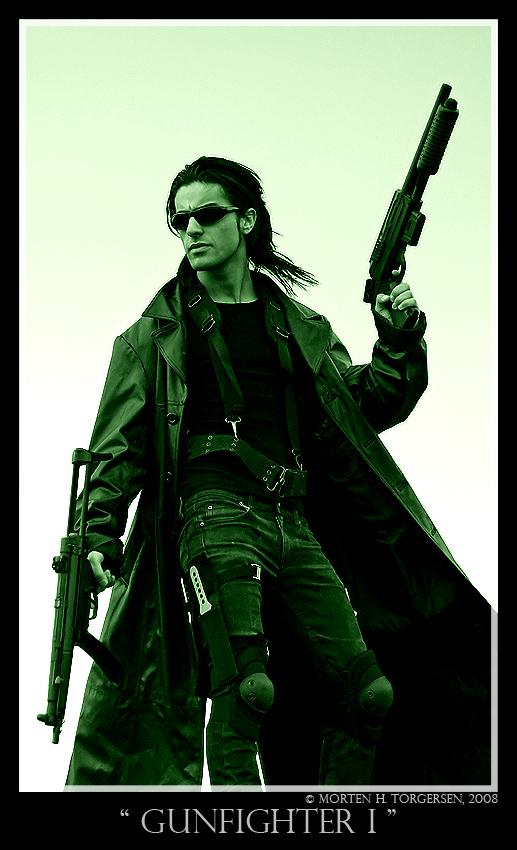 Gunfighter i by rullh on deviantart - Gunfighter wallpaper ...