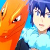 Charizard and Alan by xrinoastarlightx