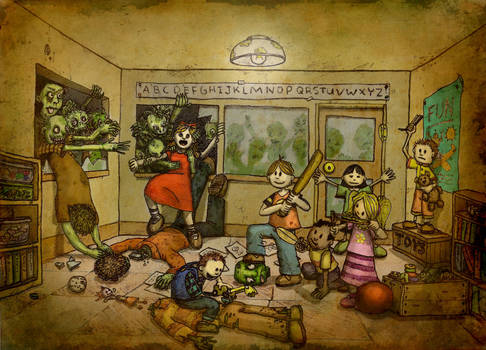 Daycare of the Dead