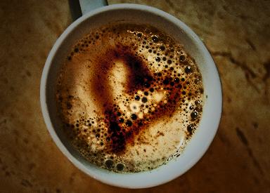 Love caffe by kissadam