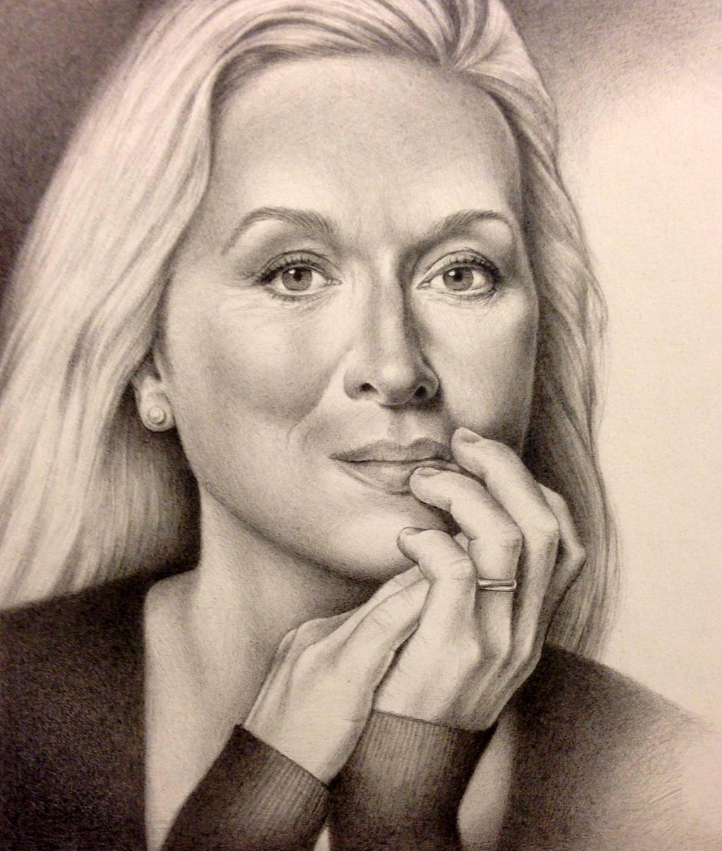 Meryl Streep by southampton11968