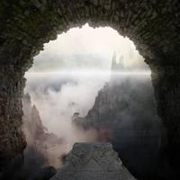 Premade BG The Mists of Avalon by E-DinaPhotoArt